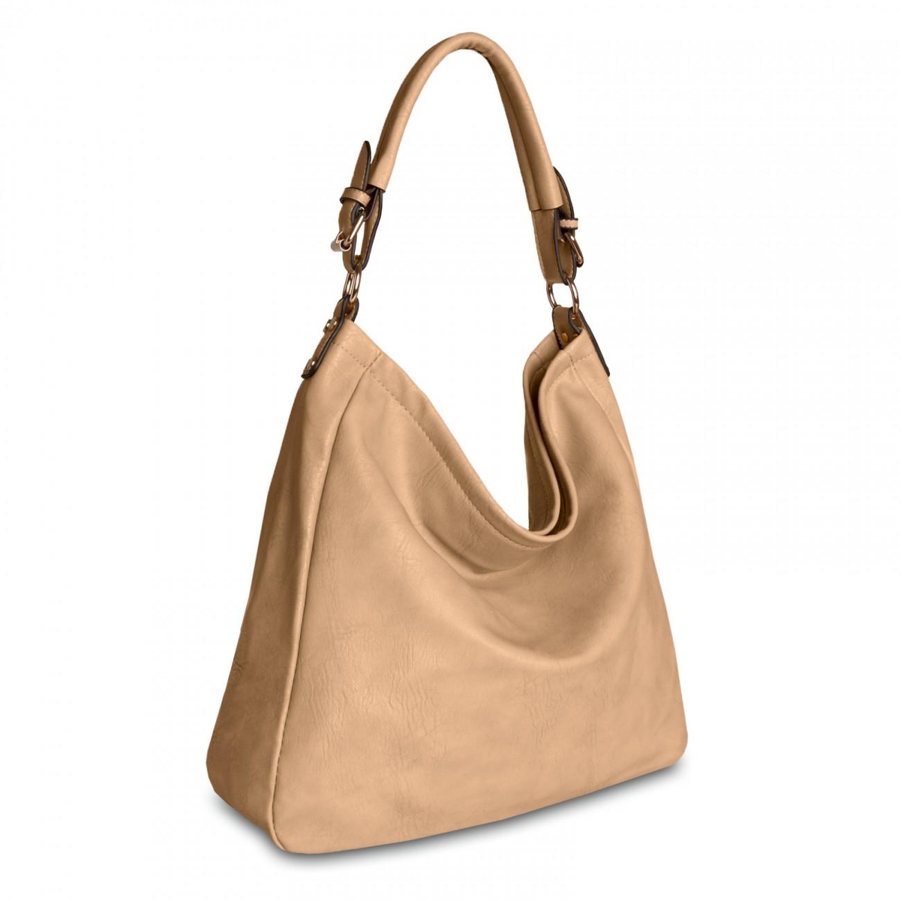 CASPAR Damen Tasche Handtasche Umhänge Tasche ...